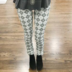 Levi's 524 Too Superlow Python Snake Print Jeans